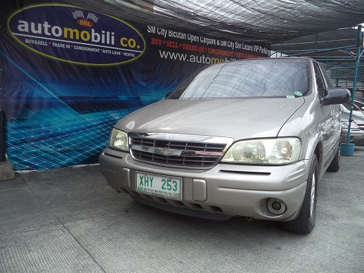Pre-owned Chevrolet Venture for sale in Paranaque City