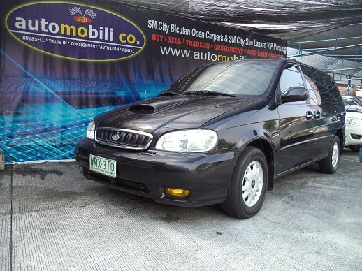 Used Kia Carnival  for sale in Paranaque City