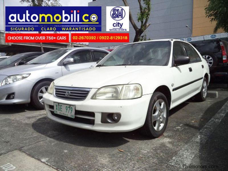 Pre-owned Honda City for sale in