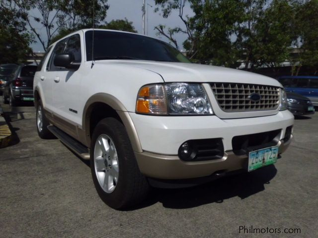 Used Ford Explorer in Philippines