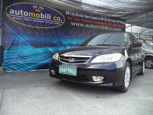 Pre-owned Honda Civic VTi for sale in Paranaque City