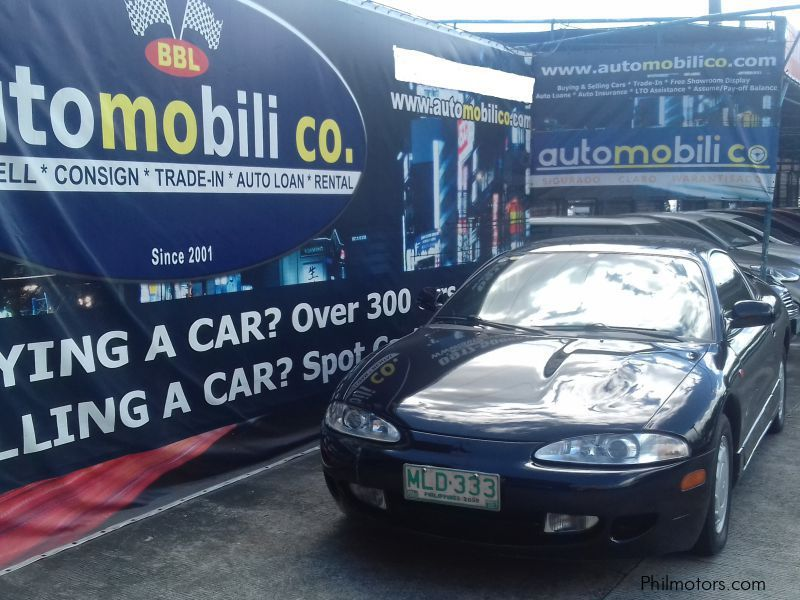 Used Mitsubishi Eclipse for sale in Paranaque City