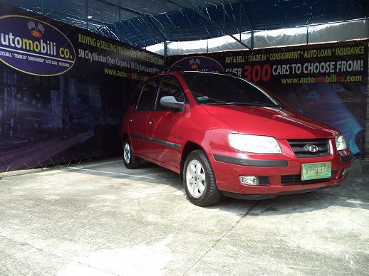 Used Hyundai Matrix for sale in Paranaque City