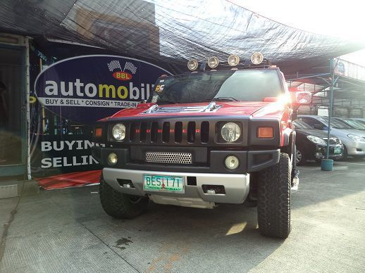 Used Hummer H2 for sale in Paranaque City