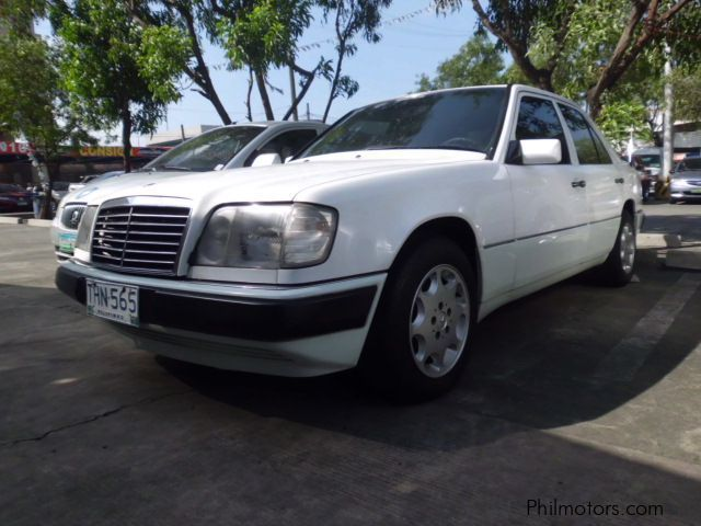 Pre-owned Mercedes-Benz 124 250D for sale in Paranaque City