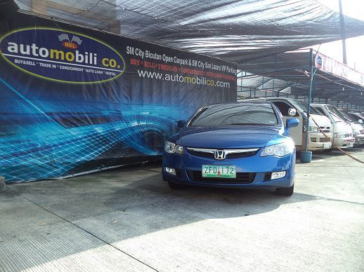 Pre-owned Honda Civic 2.0S for sale in Paranaque City