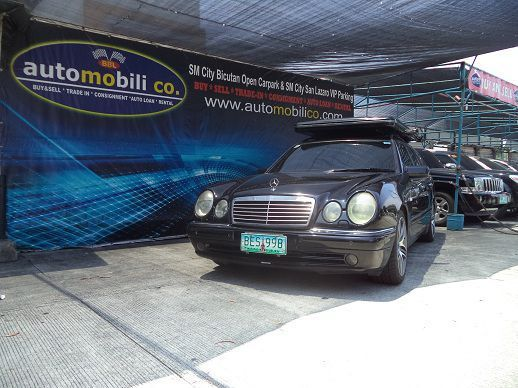 Pre-owned Mercedes-Benz E420 for sale in Paranaque City