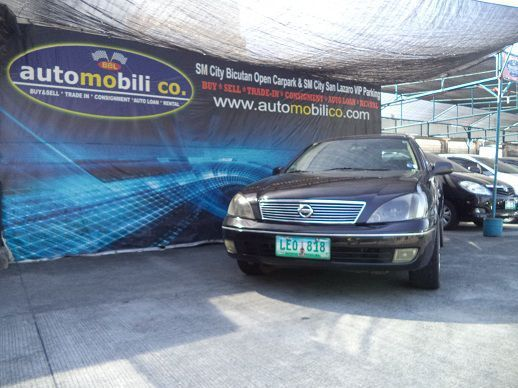 Pre-owned Nissan Sentra for sale in Paranaque City