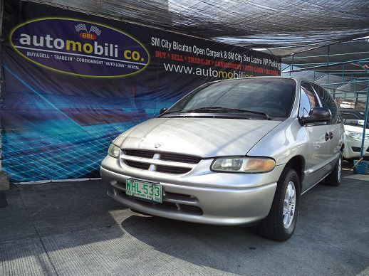 Used Dodge Grand Caravan SE for sale in Paranaque City