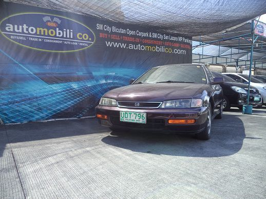 Pre-owned Honda Accord Vti for sale in Paranaque City