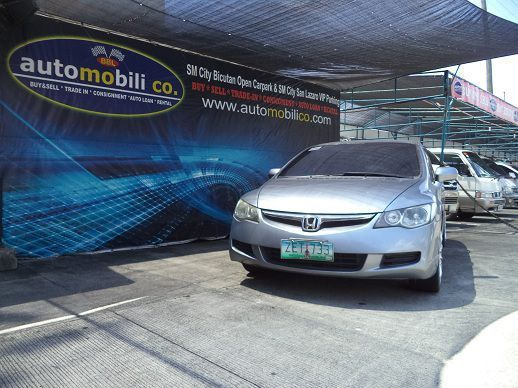 Pre-owned Honda Civic 1.8V for sale in Paranaque City