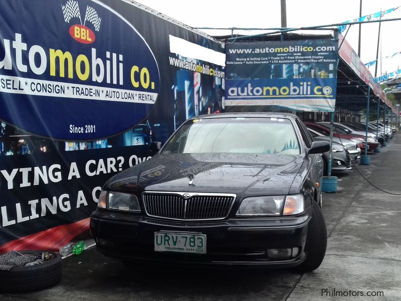 Used Infiniti Q45 for sale in Paranaque City