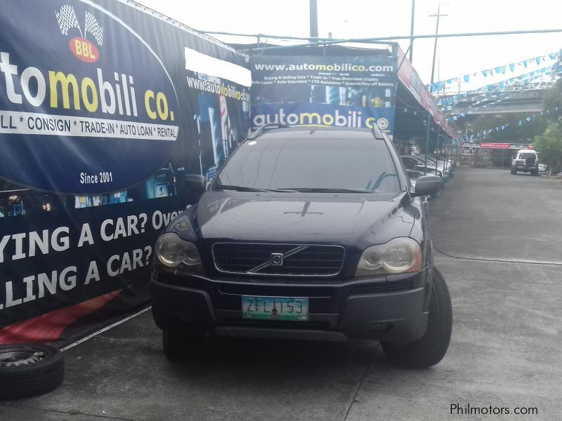 Pre-owned Volvo XC90 for sale in Paranaque City