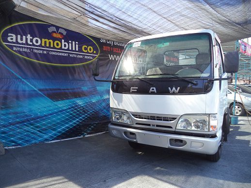 Pre-owned Isuzu FAW Load Runner and Cab Chassis for sale in Paranaque City
