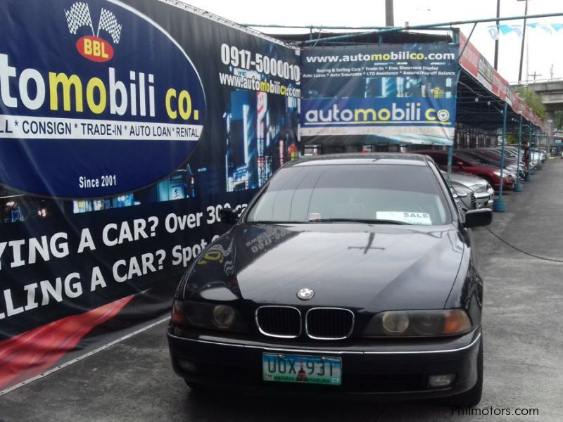 Pre-owned BMW 528i for sale in Paranaque City