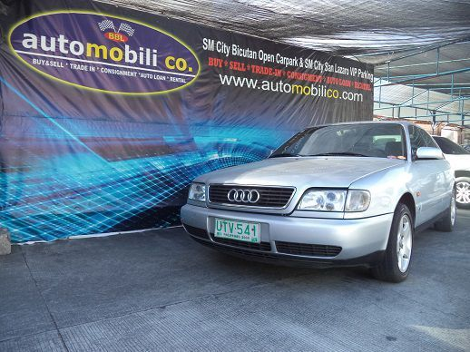 Pre-owned Audi A6 for sale in Paranaque City
