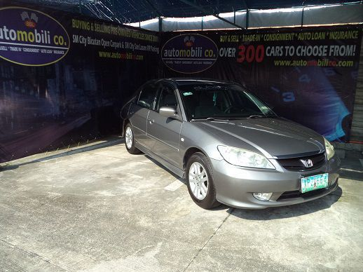 Used Honda Civic for sale in Paranaque City