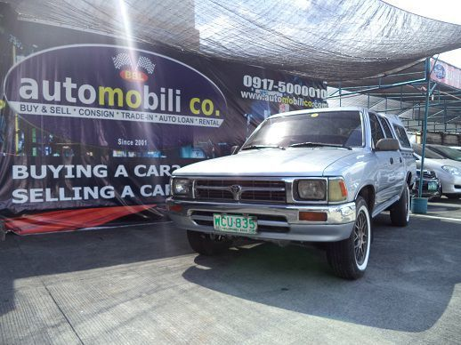 Pre-owned Toyota Hilux for sale in Paranaque City