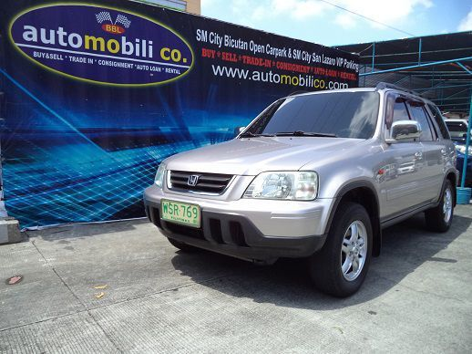 Used Honda CRV for sale in Paranaque City