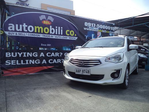 Pre-owned Mitsubishi Mirage Gls G4 for sale in Paranaque City
