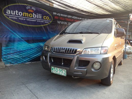 Used Hyundai Starex Svx for sale in Paranaque City