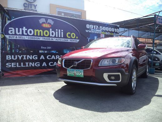 Pre-owned Volvo XC70  for sale in Paranaque City