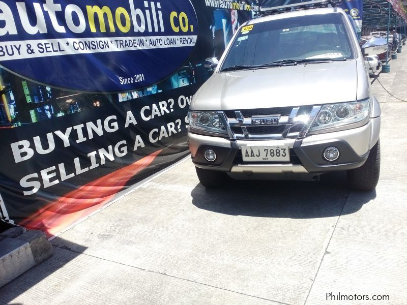 Pre-owned Isuzu Sportivo for sale in Paranaque City