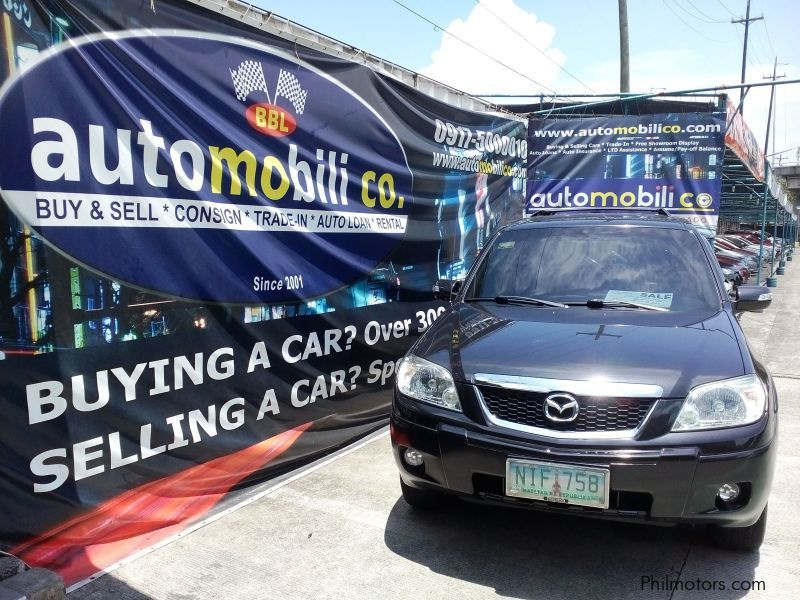 Pre-owned Mazda Tribute for sale in Paranaque City
