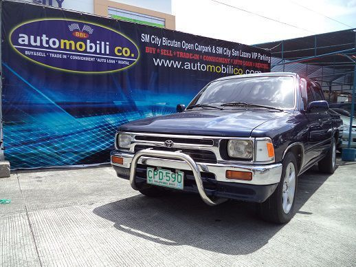 Used Toyota Hilux for sale in Paranaque City