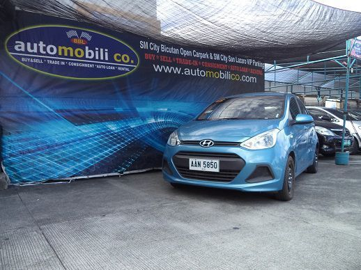 Pre-owned Hyundai Grand i10 for sale in Paranaque City