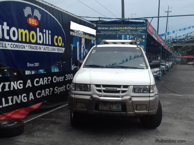 Pre-owned Isuzu Crosswind XUV for sale in Paranaque City