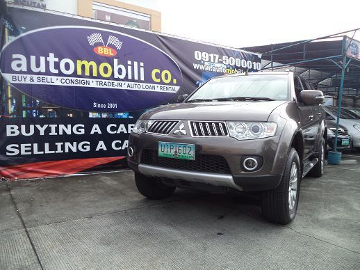 Pre-owned Mitsubishi Montero Sport GLX for sale in Paranaque City