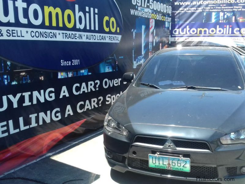 Pre-owned Mitsubishi Lancer for sale in Paranaque City