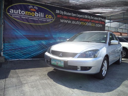 Pre-owned Mitsubishi Lancer GLS for sale in Paranaque City