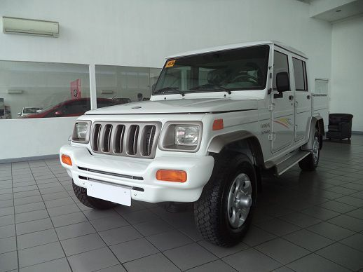 Pre-owned Mahindra Enforcer for sale in Paranaque City