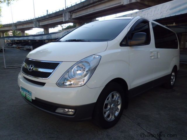 Used Hyundai Starex in Philippines