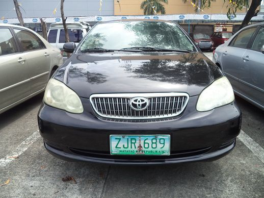 Pre-owned Toyota Altis E for sale in Paranaque City