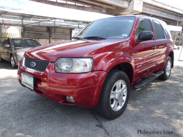 Used Ford Escape in Philippines