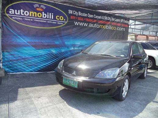Pre-owned Mitsubishi Lancer GLX for sale in Paranaque City