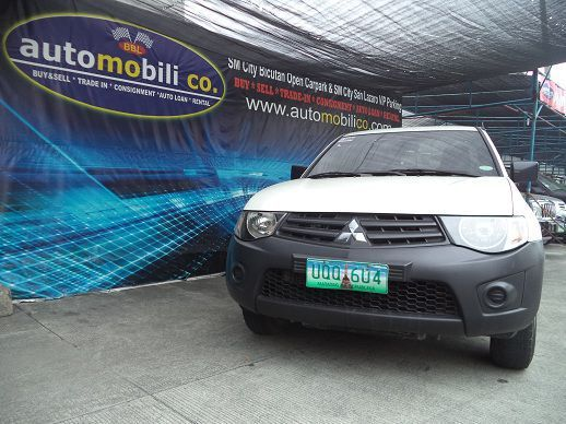 Pre-owned Mitsubishi L200 for sale in Paranaque City