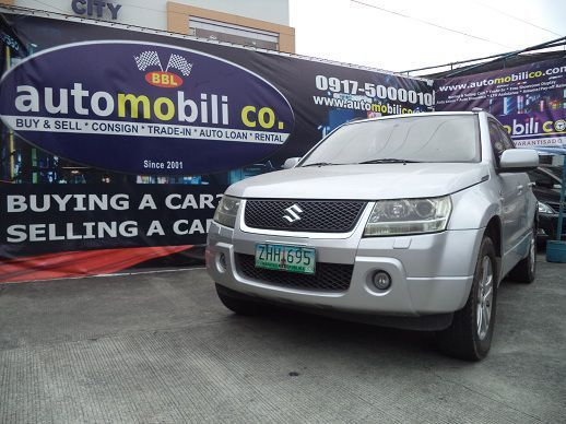 Pre-owned Suzuki Grand Vitara for sale in Paranaque City
