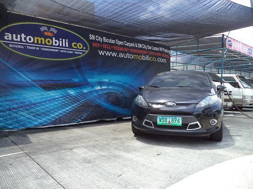 Pre-owned Ford Fiesta S for sale in Paranaque City