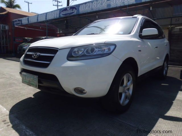 Used Hyundai Santa Fe CRDi in Philippines