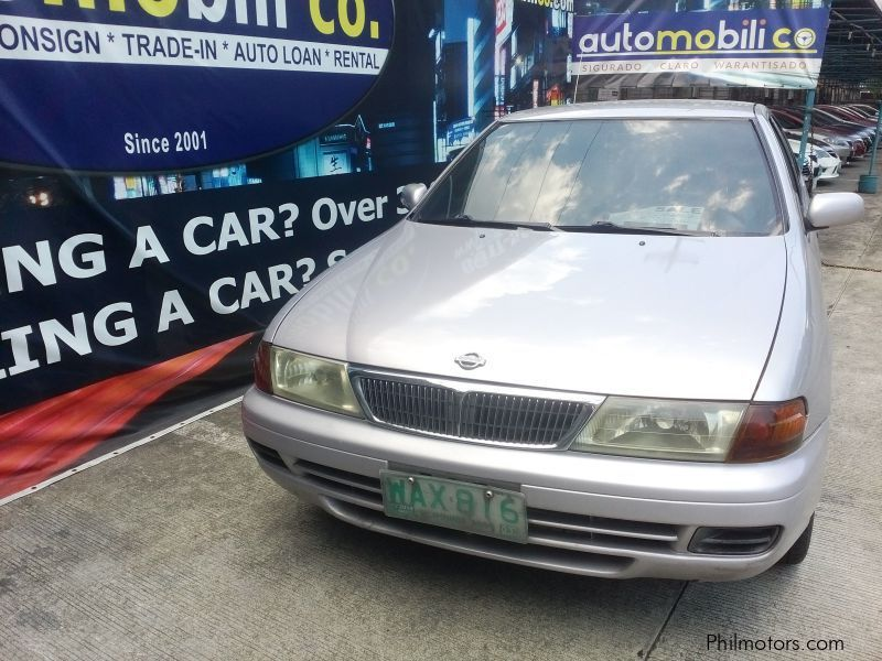 Used Nissan Sentra Super Saloon for sale in Paranaque City