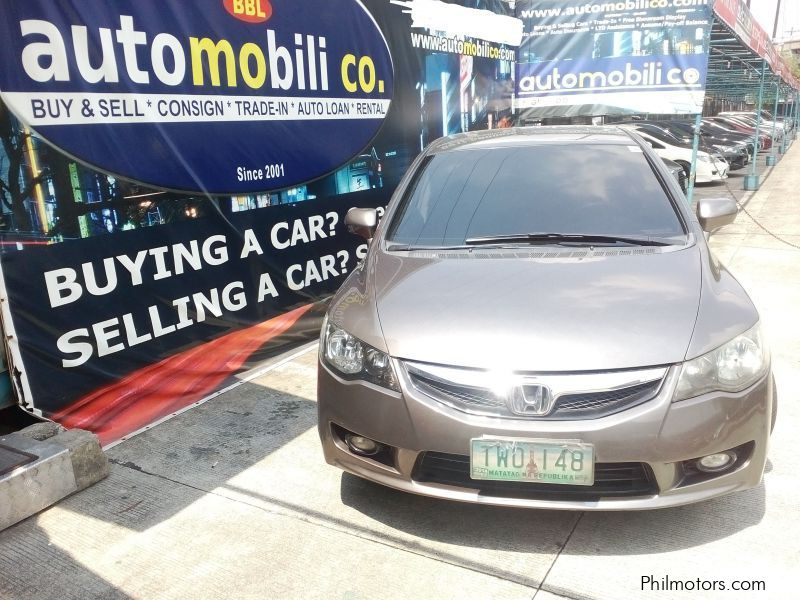 Pre-owned Honda Civic 1.8s for sale in Paranaque City