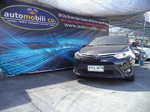 Pre-owned Toyota Toyota Vios G for sale in Paranaque City