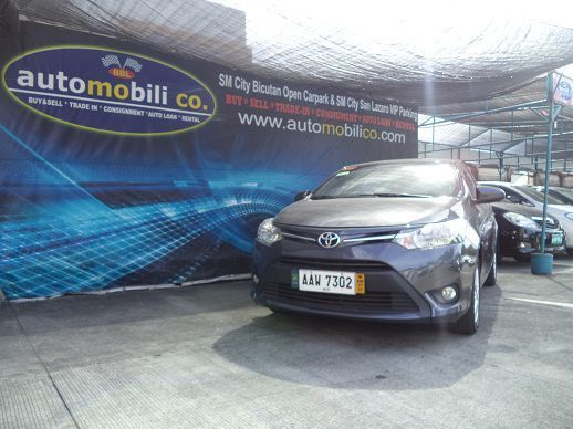 Pre-owned Toyota Vios E for sale in Paranaque City