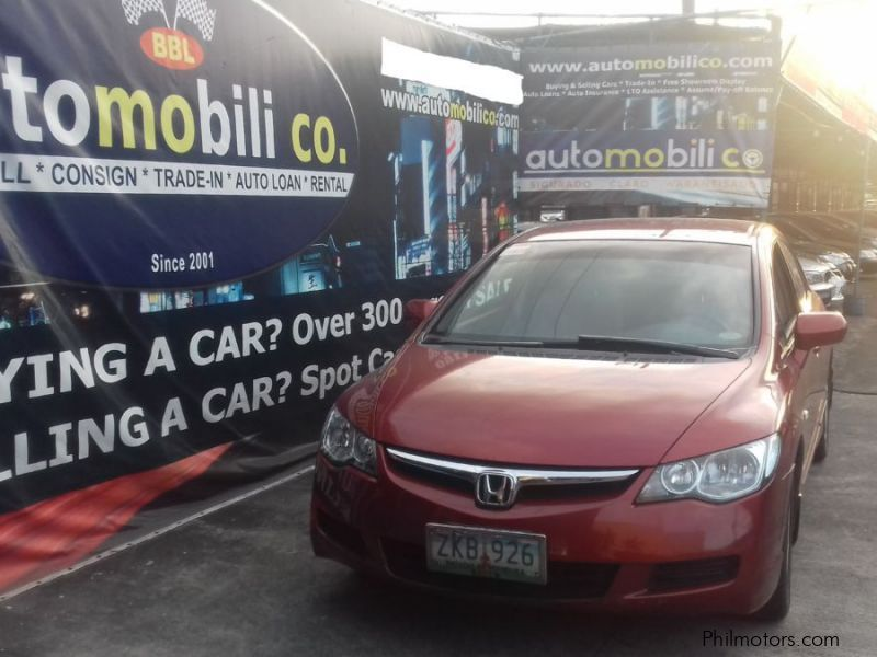 Pre-owned Honda Civic for sale in Paranaque City