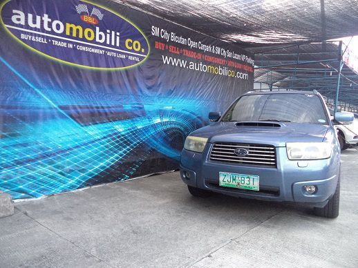 Used Subaru Forester for sale in Paranaque City