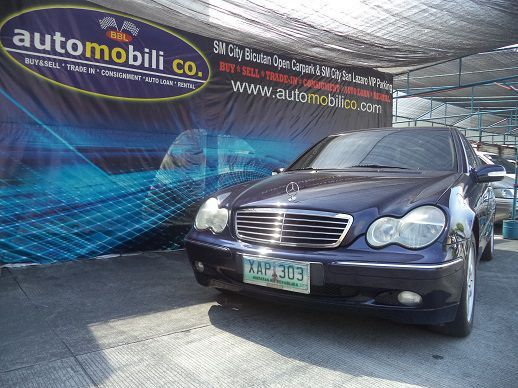 Pre-owned Mercedes-Benz C200 Kompressor for sale in Paranaque City
